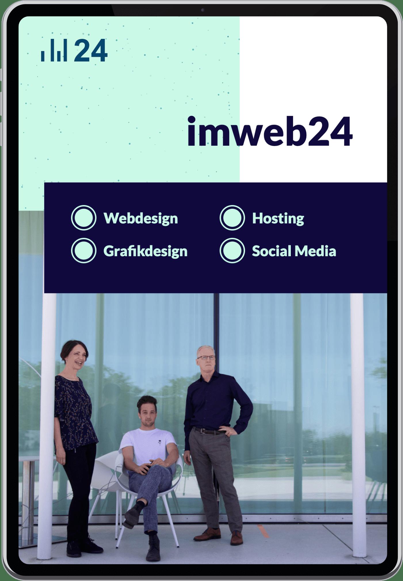 tablet imweb24