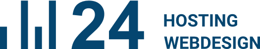 Logo imweb24 blue